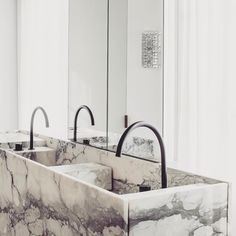 There is nothing, NOTHING that comes close to the beauty of natural stone. This vanity basin is perfection. Designed by shot by Stone by called Caprina Nuvolata : Pink Bathroom Accessories, Blue Bathroom Decor, Stone Bathroom, Bathroom Fixtures, Bathroom Interior, Modern Bathroom, Glamorous Bathroom, Glass Basin, Powder Room Decor