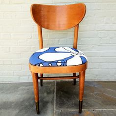 Poppy Chair now featured on Fab.