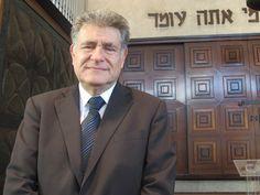 Rabino Abraham Skorka é amigo do #Papa Francisco há mais de 20 anos.