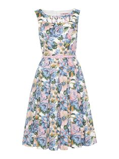 Midi Length Skirts, Dressed To The Nines, Review Fashion, Vintage Inspired Dresses, Review Dresses, Occasion Wear, Fashion Dresses, Floral Fashion, My Wardrobe