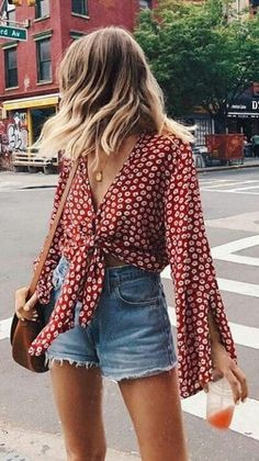 45 trendige Outfits, die du jetzt tragen solltest 1 - Sommer Mode Ideen 45 trendy outfits you should wear now Trendy Summer Outfits, Summer Fashion Outfits, Cute Casual Outfits, Spring Outfits, Chic Outfits, Summer Ootd, Ootd Spring, Fashionable Outfits, Fashion Dresses
