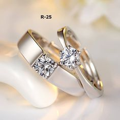Fabulous Luxury Couple Fingre Ring