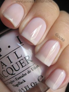 Goose's Glitter: OPI NY Ballet Collection: OPI - Care to Danse