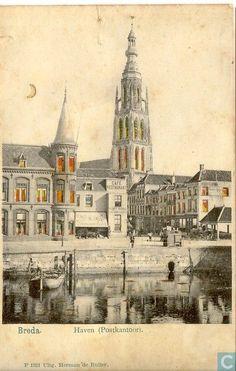 Haven Breda 1915