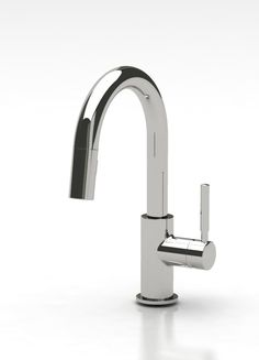 Satin Brushed Nickel Kitchen Sink Faucet Nickle Bathroom Faucet Beauteous Designer Kitchen Faucet Review