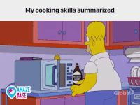 My cooking skills summarized via /r/funny...