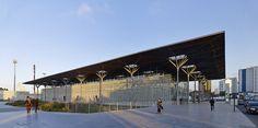 Casa-Port New Railway Station | Archnet