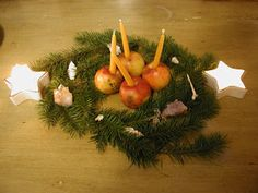 Waldorf Advent Wreath Tradition