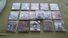 Hallo, wir bieten hier ein Gaming Bundle, bestehend aus 16 PS3 Spielen an.