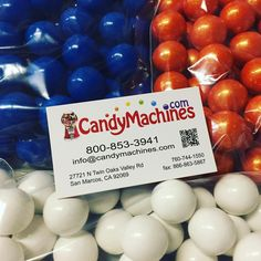 Gumballs by The Pound at Candymachines.com! Use promo code PIN for 10% off your order!