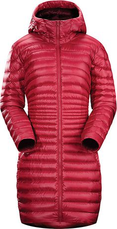 Arcteryx Nuri Hooded Coat - Women's