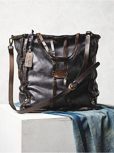 Free People Strappy Connections Tote, $528.00