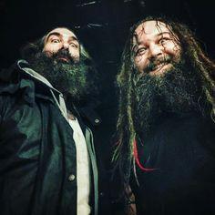 Bray Wyatt And Luke Harper #wyattfamily #wwe