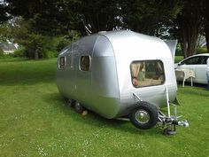Caravans, Recreational Vehicles, Trailers, Camping, Classic, Campsite, Derby, Hang Tags, Camper