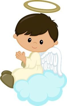 Baptism Angel Child Infant Clip Art - Angel For Christening Clipart Baby, Angel Clipart, Boy Baptism, Christening, Angel Images, Baby Clip Art, First Communion, Baby Cards, In Kindergarten
