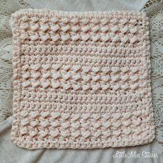 5 Free Crochet Dishcloth Patterns