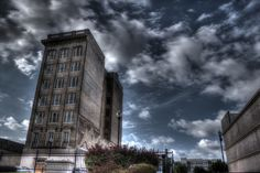 Old Gastonia Tone Mapped | by dj4088
