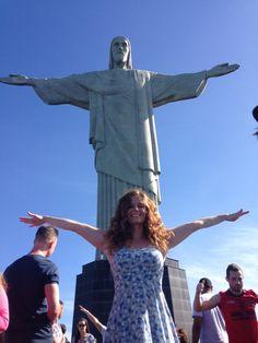 Rebecca Mader in Brazil