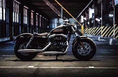 My baby to be.. Harley Davidson Sportster 48