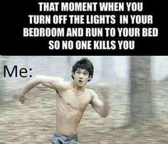 I still do this #teenwolf