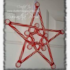 Simple Christmas star