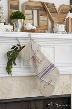 Perfectly Imperfect Christmas Home Tour