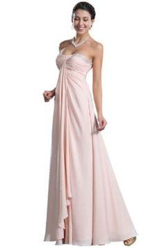 eDressit New Pink Sweetheart Strapless Evening Dress Ball Gown (00128301),£114.99