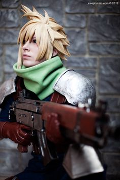 Cloud Strife (Final Fantasy VII: Crisis Core)   24 Of The Best CosplaysEver