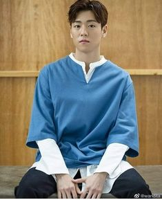 Lindo 💙 #LeeHyunWoo Lee Hyun Woo, Bell Sleeves, Bell Sleeve Top, Blouse, Long Sleeve, Tops, Women, Fashion, Cute