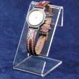 """Watch Display Stand Acrylic - Watch Display Stand Acrylic        Measures 3 """" tall x 2"""" wide.      List Price: $  1.98    Price: [wpramaprice asin=""""B007PSG5V8""""]      [phpbay keywords=""""{category}"""" num=""""12"""" siteid=""""1"""" sortorder=""""BestMatch"""" templatename"""