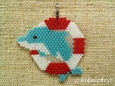 シェイプ ド ステッチ - Google 検索 Peyote Stitch Patterns, Seed Bead Patterns, Beading Patterns, Beaded Banners, Motifs Animal, Brick Stitch Earrings, Beaded Animals, Tapestry Crochet, Seed Bead Jewelry