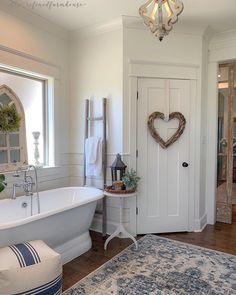 💕Designed by The Refined Farmhouse featuring our Istanbul 3412 : : : : : : Bathroom Inspo, Bathroom Colors, Bathroom Ideas, Bathroom Remodeling, Relaxing Bathroom, Bathroom Photos, Remodeling Ideas, Shower Ideas, Ideas Dormitorios