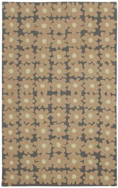 Petal Rug in Ballet from @KOBStudio and #CapelRugs
