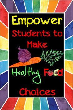 Lesson plan helps guide student in their healthy food choices Science Activities For Kids, Spring Activities, Teaching Science, Teaching Ideas, Teaching Activities, Kindergarten Worksheets, Worksheets For Kids, Kinesthetic Learning, September Activities