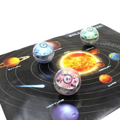 Learn about orbital motion with Sphero and program your robot to replicate planetary rotation and revolution.