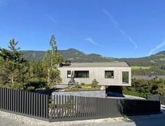 Villa Kohlhofen Villa, New Homes, Houses, Live, Building, Ideas, Woodwind Instrument, Cool Houses, Gym Room