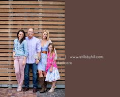 Family Photography session in San Diego with older siblings