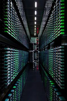 tscp:  Where the Internet Lives: The First-Ever Glimpse Inside Google's Data Centers | Colossal