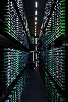 Google Data Center, Lania NC