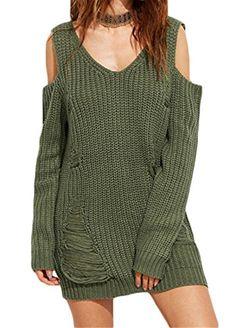 Lovaru Women's Long Sleeve Cozy Lace Up Weave Knit Sweate... https://www.amazon.com/dp/B01MZIT3Y0/ref=cm_sw_r_pi_dp_x_djwNyb5J0KZ6X