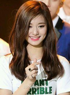Tzuyu sweet smile