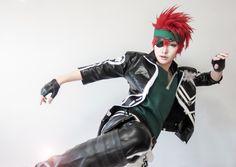Lavi Bookman Junior - Aim(Aim) Lavi Cosplay Photo - WorldCosplay