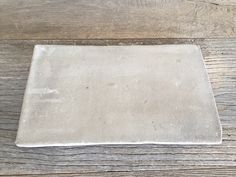 "French Provincial Aged Terra Cotta Tile Flooring La Vie Douce French Provincial Aged Terra Cotta Tile Parefeuille 8"" x 14"" Color: Gris Clair"
