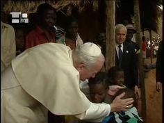 """La última procesión de Corpus de Juan Pablo II: """"¡Quiero arrodillarme!"""" - Aleteia"""