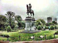Washington Monument, Boston Commons, Boston