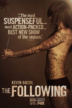 Poster for The Following