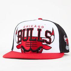 3b2633d15bd 47 BRAND Tripleblock Bulls Mens Snapback Hat Chicago Bulls Outfit