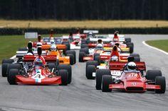 NZ F5000 Tasman Cup Revival 2011 - Teretonga Park Raceway