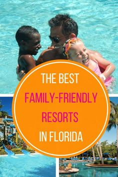 Looking for a vacation near pristine beaches and awesome theme parks? Here are the best family resorts in Florida where you can find both things nearby!