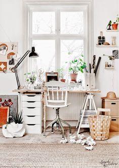 Рабочее место творческого человека: 20 прекрасных примеров – Вдохновение